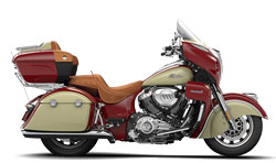 Indian Roadmaster Motorcycle