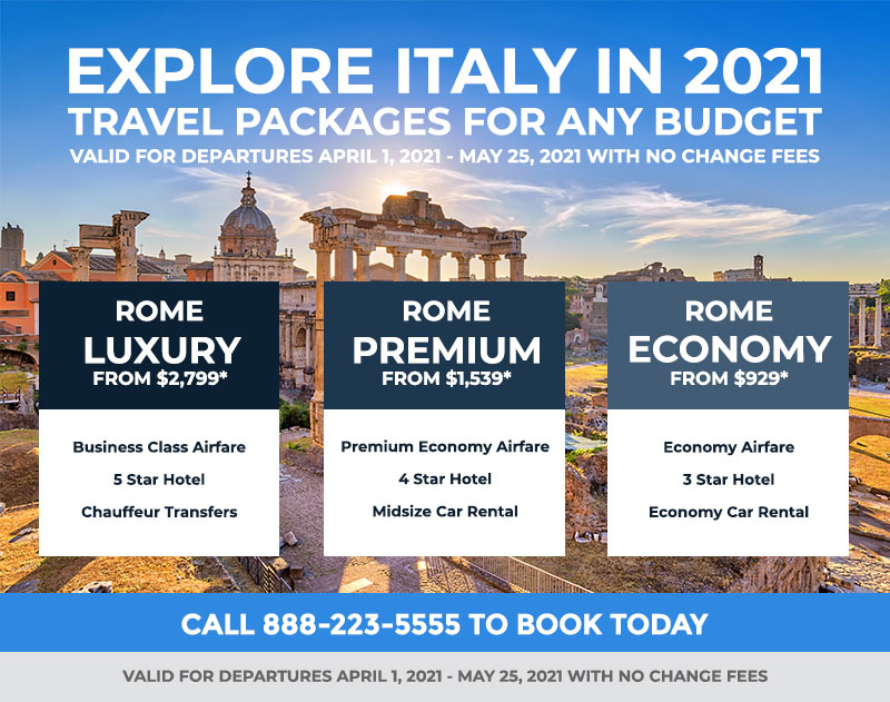 Italian Travel packages
