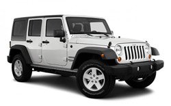 Rent a Jeep in Temuco