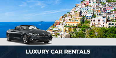 Rent a Luxury Car in Italy