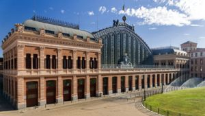 Dollar Car Rentals at Madrid Atocha Rail Station