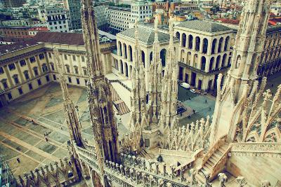 Attractions in Milan: Milan Cathedral
