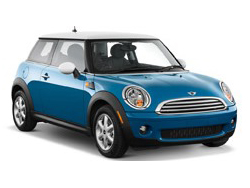 Mini Cooper S Convertible Rental