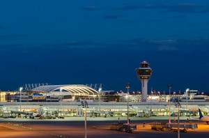 Rent a Car at the Munich Airport