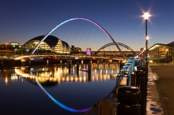 England Travel Guide Newcastle