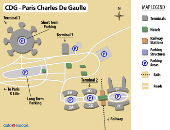 Car Rental Paris Save Up To 30 On Rental Cars In Paris