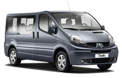 Van Rentals in Cannes