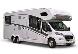 Image of Premium Motorhome Rental