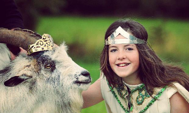 King Puck Fair in Kerry