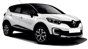 Renault Captur Car Lease