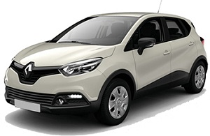Lease a Car in Europe with Renault