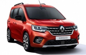 Renault Kangoo Car Lease