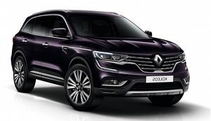 Renault Koleos Car Lease