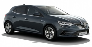 Renault Mégane Car Lease