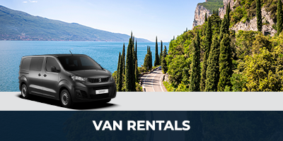 Rent a Van in France