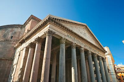 See the Pantheon