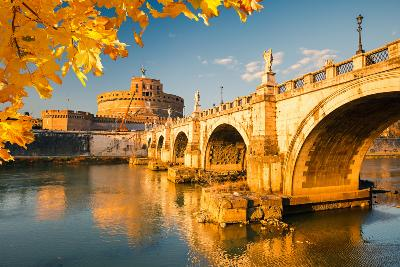 Rome Weather in the Fall