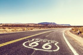 Route 66 Road Trip Planner & Driving Guide