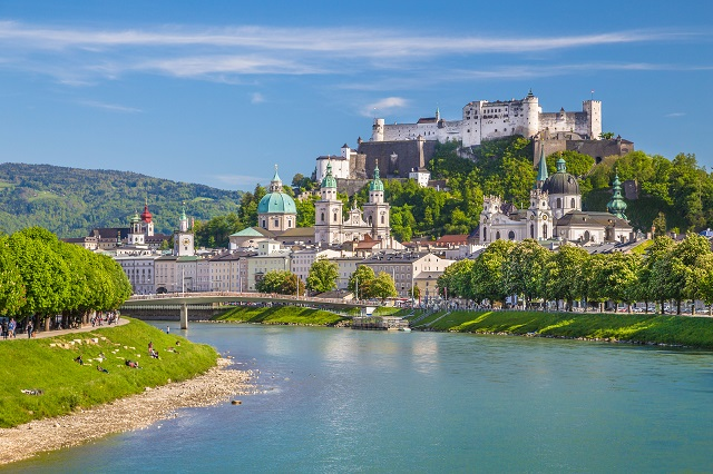 Top 5 Places to Visit in Austria