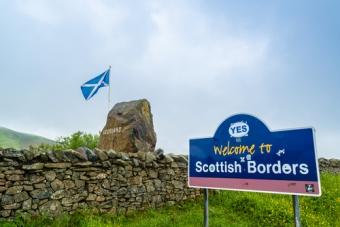Scotland Travel Guide Border