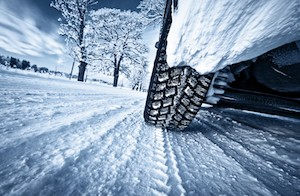 In the Snow | Winter Car Rental Tips