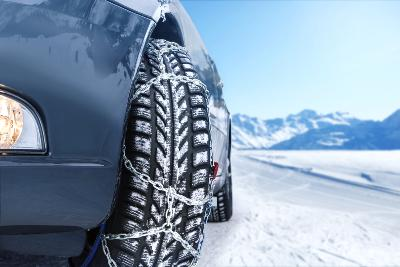 Snow Tires And Winter