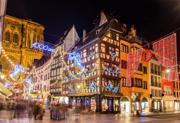 Strasbourg France Christmas Market Hours.Strasbourg Christmas Markets Holidays In France Auto