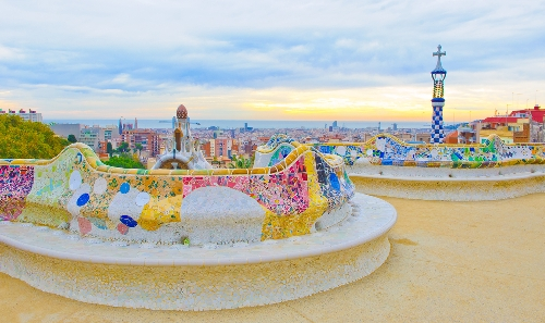 Things to Do in Barcelona Spain Parc Guell