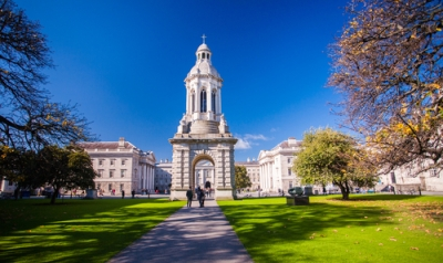 Attractions in Dublin: Trinity College