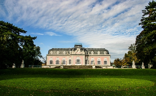 Things to Do in Dusseldorf Germany: Benrath Palace