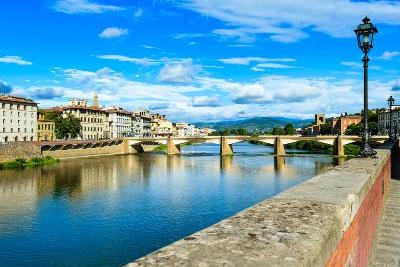 Things to Do in Florence: Walk Along the Arno River