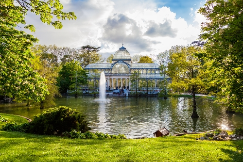 Things to Do in Madrid Spain El Retiro Park