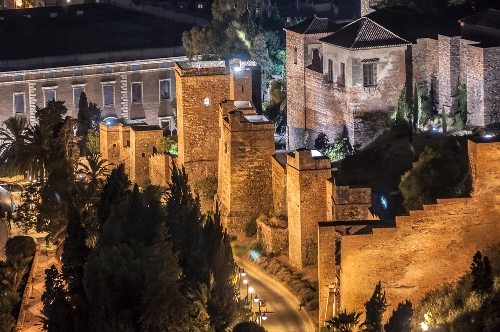 Things to Do in Malaga Spain Alcazaba Castle
