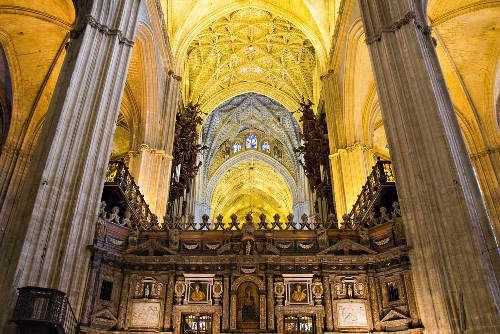 Things to Do in Sevilla Spain The Cathedral of Seville