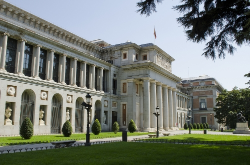Things to See in Madrid Spain Museo del Prado