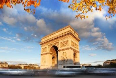 Things to See in Paris: Arc de Triomphe