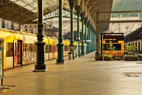 Things to Do in Porto: Rail Station Sao Bento