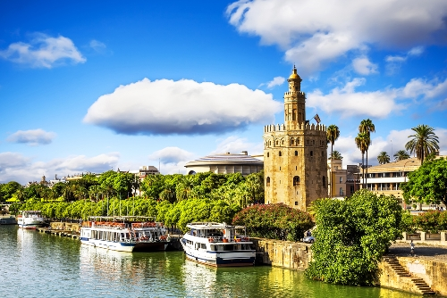 Things to See in Sevilla Spain Torre de Oro