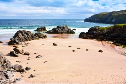 Durness Beach - Scottish Higlands