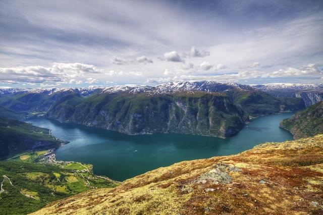 Western Fjords in Norway
