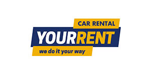 Yourrent Car Rental Logo