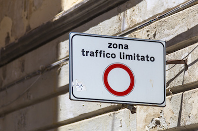 Italy ZTL Restricted Driving Zones Guide