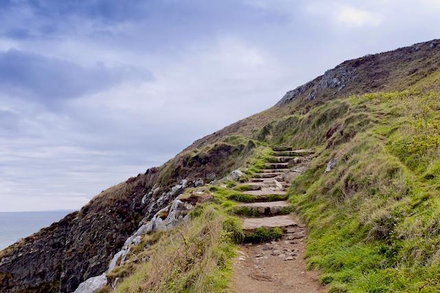 Howth Coastal Path, Ireland