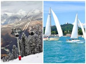 Enjoy Exciting Outdoor Activities in Sochi During All Seasons