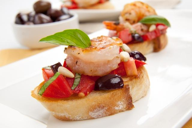 bruschetta, best restaurants in Madrid