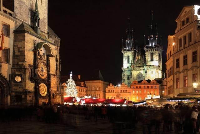 Christmas in Prague, Best Christmas Destinations 2014, European Christmas Destinations, Christmas Travel Destinations