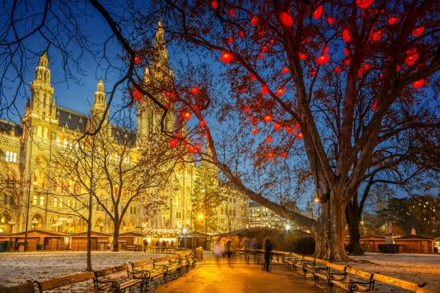 Christmas in Vienna, Best Christmas Destinations 2014, European Christmas Destinations, Christmas Travel Destinations