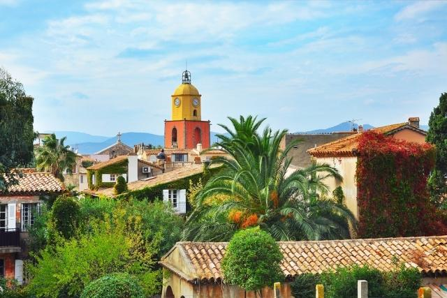 St. Tropez Honeymoon