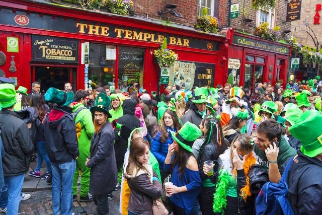 Image result for st. patricks day in ireland