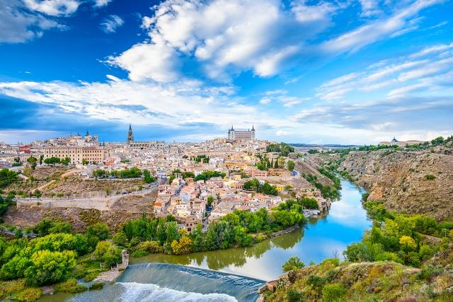 Unesco World Heritage Site in Toledo